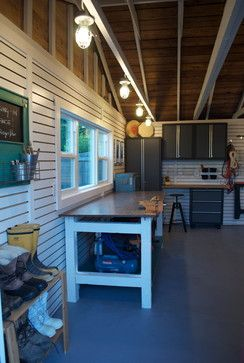 Dreaming Of Home:  I Long For An Organized Garage & Workshop!!