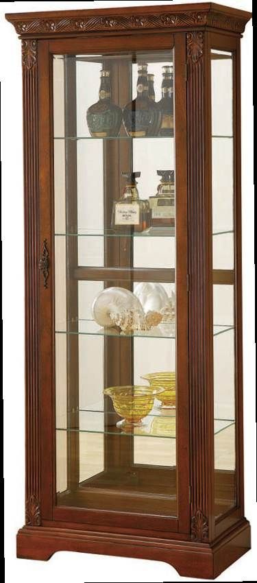 1000 Images About Curio Cabinets On Pinterest Glass