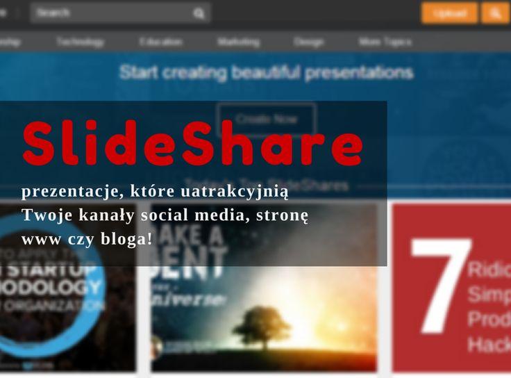 Craft Point Social: W jaki sposób wykorzystać Slideshare do promocji marki i produktów?