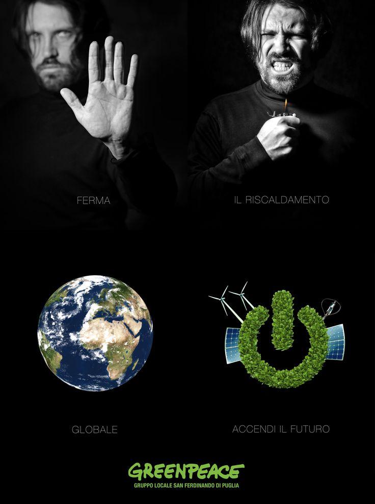 ACCENDI IL FUTURO - Greenpeace Gruppo Locale San Ferdinando di Puglia