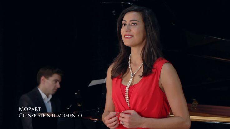 Deh vieni non tardar (Le nozze di Figaro) - Filipa van Eck