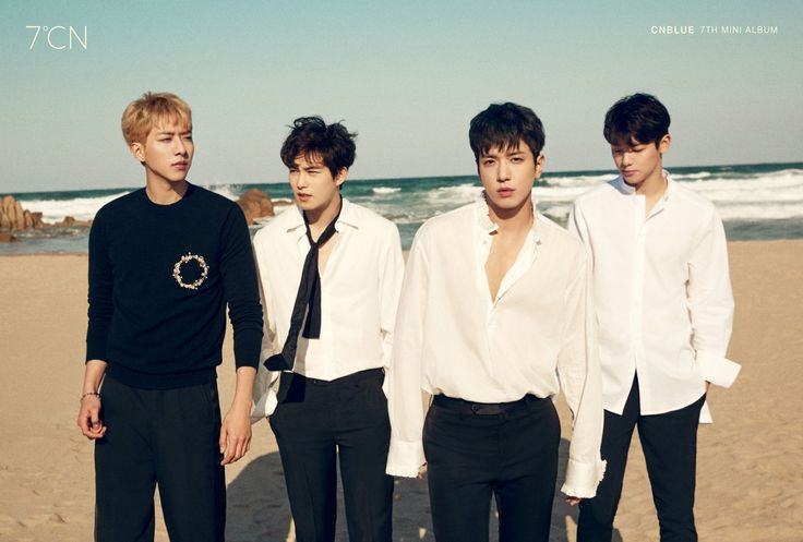 "CNBLUE Is Stunning On The Beach In Group And Individual Teasers For ""Between Us"" 