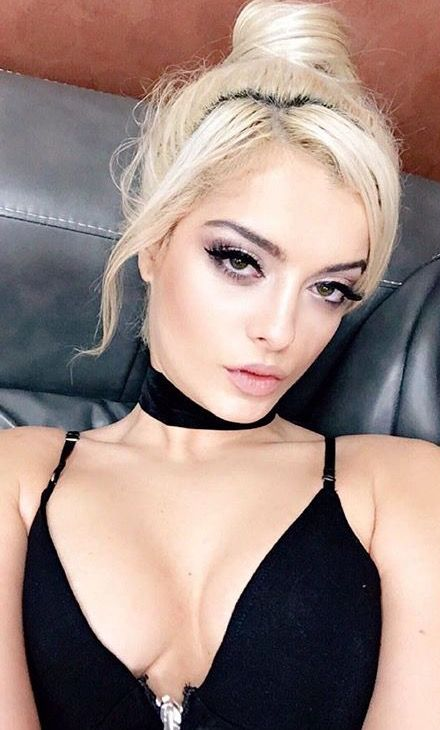Follow @cleapatrobeauty on Instagram and twitter Facebook Pinterest YouTube Bebe Rexha