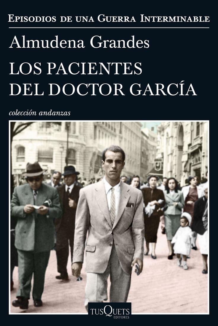 Un fascinante thriller y novela de espías. La historia más internacional y trepidante de Almudena Grandes.