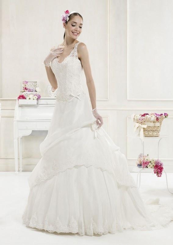 Collezione abiti da sposa #Colet 2012, abito da #sposa 63500