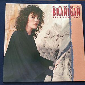 LAURA-BRANIGAN-AUTOGRAPHS-SELF-CONTROL-RECORD-ALBUM