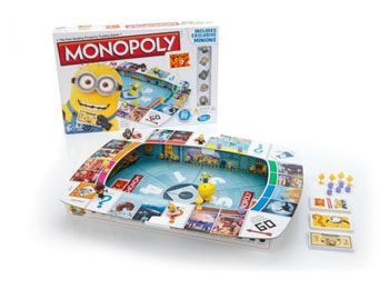 Despicable Me 2 Monopoly that sounds fun