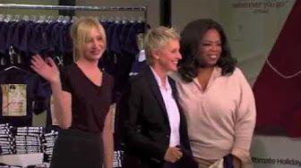 Ellen Degeneres and Portia De Rossi on Oprah - PART 3/5 - YouTube