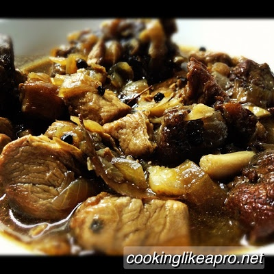 Cooking Adobong Spare Ribs (Slow-cook Recipe) #cookingadobo, #cookingspareribs, #slowcookrecipe