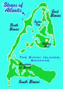 Notícias Sites e Blogs: Bimini Road (Atlântida?), mistérios não resolvidos.
