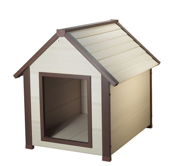 Best 25 insulated dog houses ideas only on pinterest for Insulated double dog house