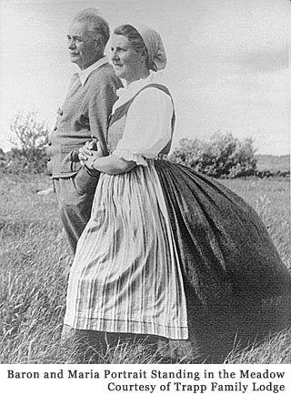 Appeared in Richmond at the Tivoli in 1945.  The Von Trapp Family