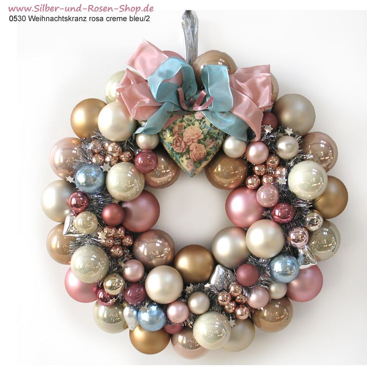Best 100 weihnachtsdeko advent christmas decoration images on pinterest advent marsala - Weihnachtskugeln pastell ...
