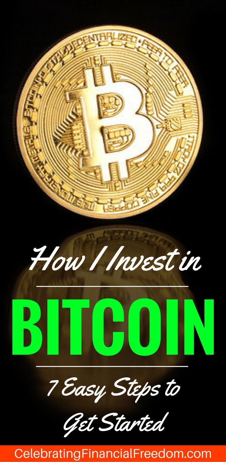My basic Bitcoin tutorial. How I invest in Bitcoin, Ethereum, and other cryptocurrencies in 7 easy steps.  It's as easy as opening up a bank account! Click to get started…  http://www.cfinancialfreedom.com/invest-bitcoin-cryptocurrency-tutorial  #Bitcoin #cryptocurrency #investments #investing