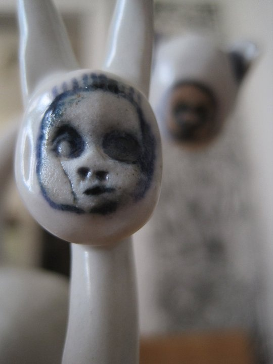 porcelain creatures  by sweetsallysue