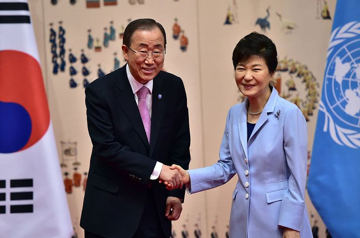 U.N. secretary-general Ban's rise to the world's top diplomatic job is as inspirational as it is improbable. At age 6, Ban and his family fled an offensive by North Korean troops. Ban and his family survived on American handouts and studied math and science in books donated by UNESCO. Ban still keeps an old photograph of himself as a boy to remind him of the hardships of his youth. That experience gave Ban searing insights into the trauma and deprivations of war.