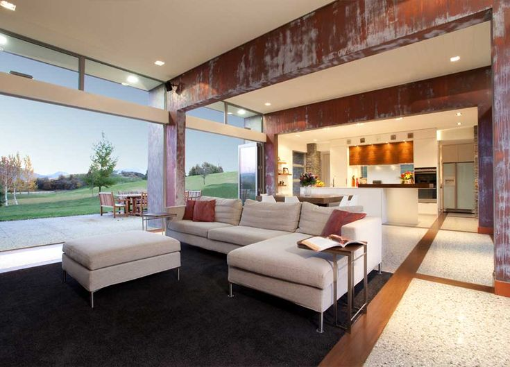 stunning open plan living designed by gary todd