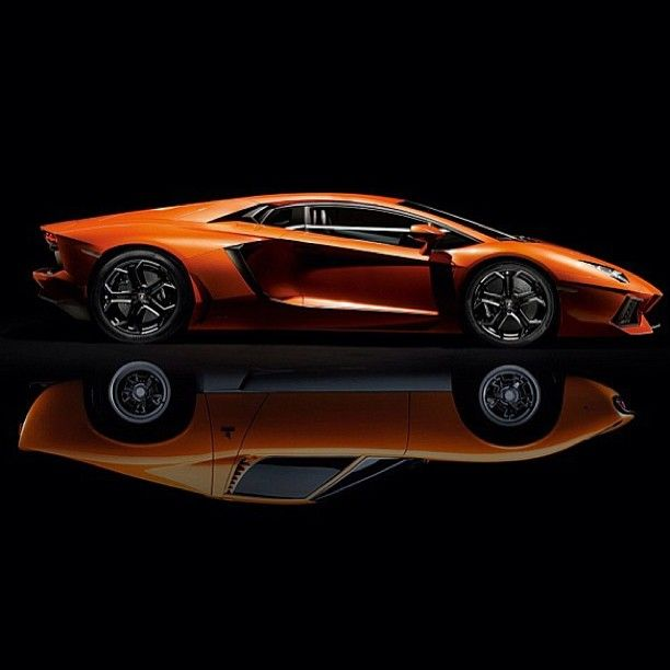 Lamborghini - 'reflection of the past'