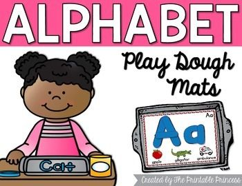 Download the preview file to see what's included.This product is now part of a BUNDLE. Check it out here: Alphabet and Number Play Dough Mats BUNDLEDo your kiddos love using play dough as much as mine do?! These play dough mats are a fun way to practice forming alphabet letters and it's great fine motor practice!