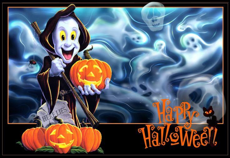 Привиденческая  Хэллоуин