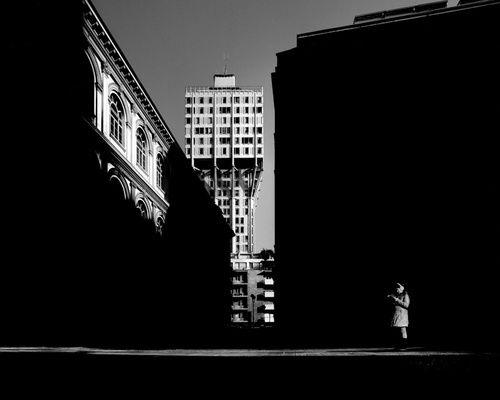 Milano,Torre Velasca Metaphysics of Urban Landscape by Gabriele Croppi