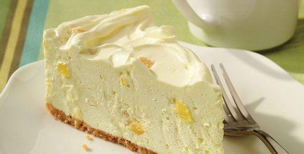 Desserts Corner No Bake Pineapple Cream Cake Recipe