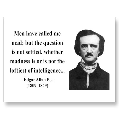 Edgar Allan Poe, 1809-1849: His Poems and Stories Are Strange and Frightening.