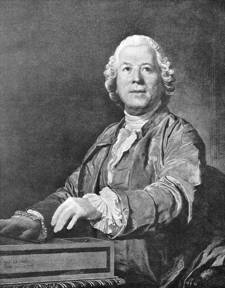 Christoph Willibald Gluck (1714 - 1787) was the son of the gamekeeper to the Bohemian noble to Prince Ferdinand August von Lobkowitz. He studied music at the Jesuit seminary at Komotau (now Chomutov, Czech Republic) and also in Prague and Milan.