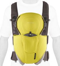 Mamas & Papas Morph Baby Carrier  The Morph baby carrier's two parts -- the parent harness and baby pod -- allow mom or dad to easily take a sleeping baby out of the carrier without waking him. Another bonus: You put it on like a jacket, so it doesn't take forever to readjust the straps every time. $140, BabiesRUs.com
