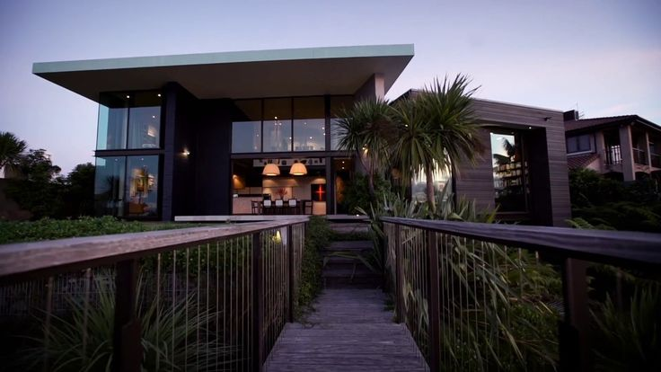 Clifftop House Project
