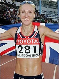 Paula Radcliffe Withdraws from Olympic Marathon Due to Foot Arthritis | Foot and