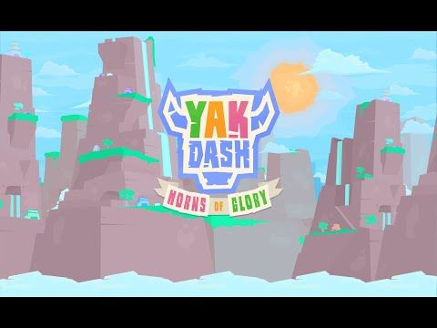 Yak Dash - a game by Mutant Labs