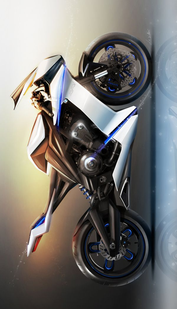 Projeto BMW no Behance