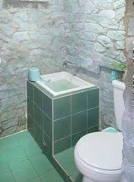 Hasil gambar untuk desain interior kamar mandi minimalis