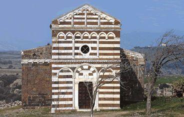 Bulzi, chiesa di San Pietro del Crocefisso