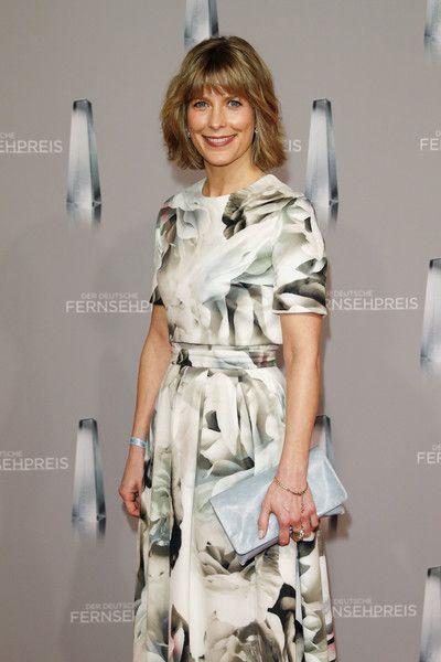 Valerie Niehaus Photos - Valerie Niehaus attends the German Television Award (Der Deutscher Fernsehpreis 2017) at Rheinterrasse on February 2, 2017 in Duesseldorf, Germany. - Deutscher Fernsehpreis 2017