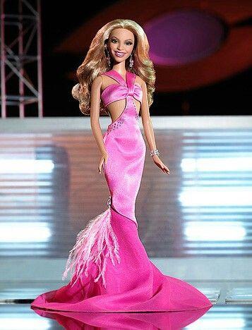 Beyonce Barbie