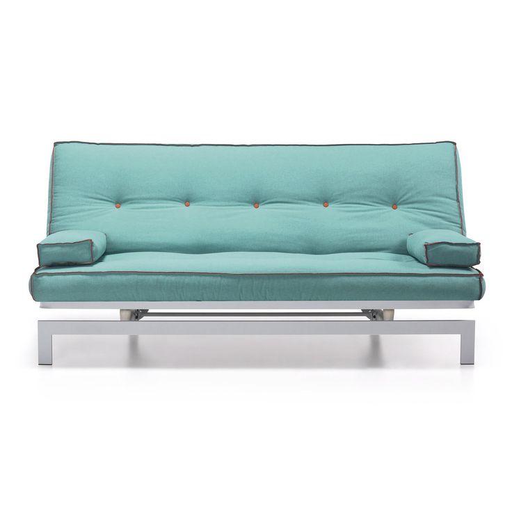 Canapé convertible Joy, bleu turquoise | More Convertible and ...