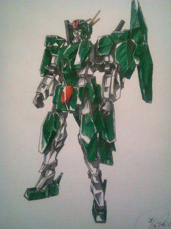 Gundam Cherudim.