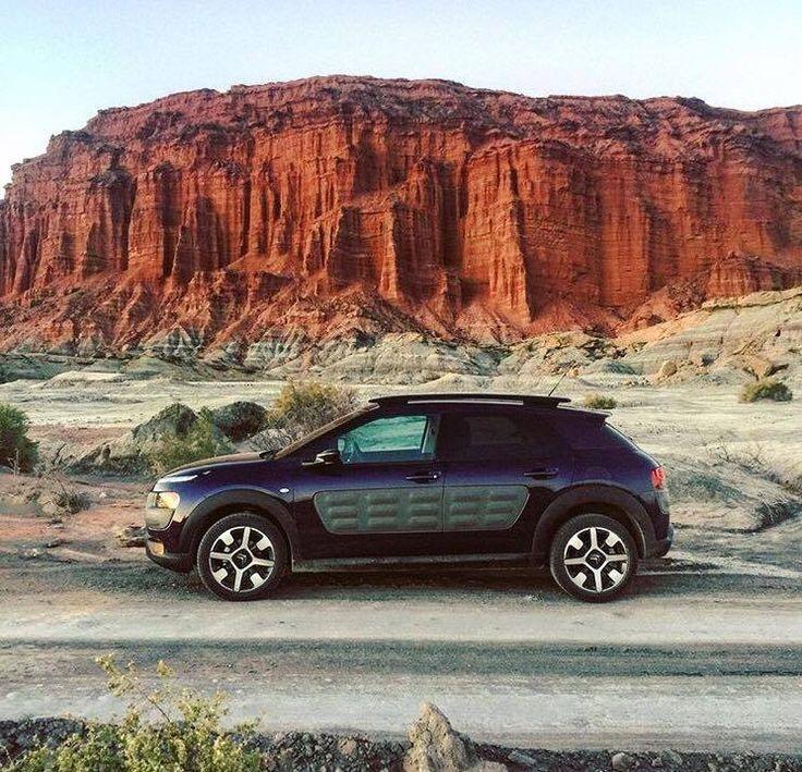 Roadtrip in deep desert with @pordondepasor. Let's imagine admiring this wonderful view driving #C4Cactus
