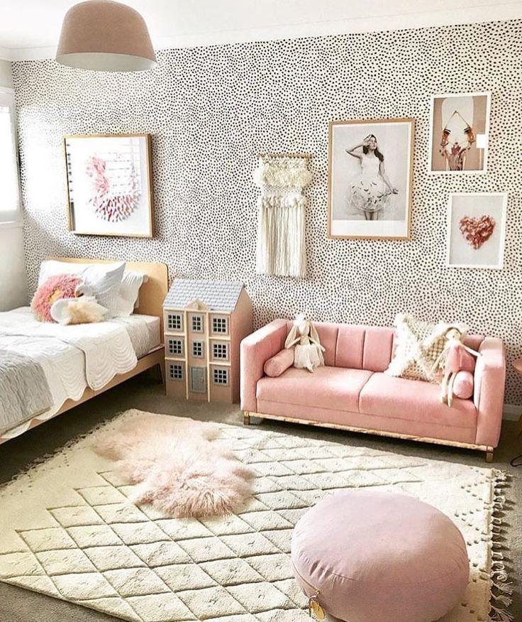 Cool Bedroom Ideas For Teenagers Diy Room Ideas Girl Bedroom Decor Girls Room Decor Big Girl Bedrooms