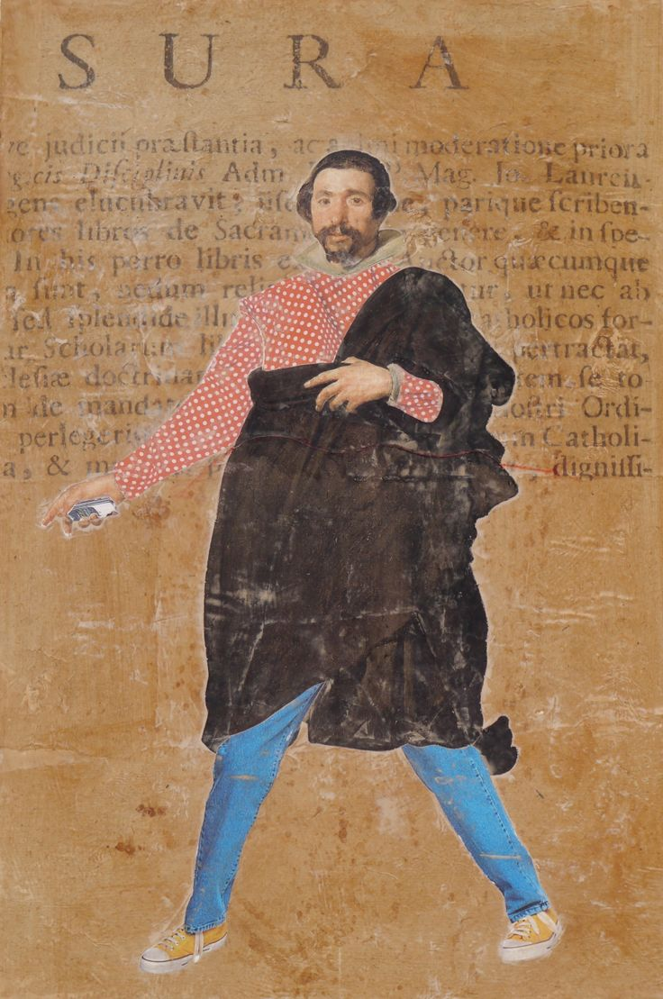 Pablo de Valladolid (collage)