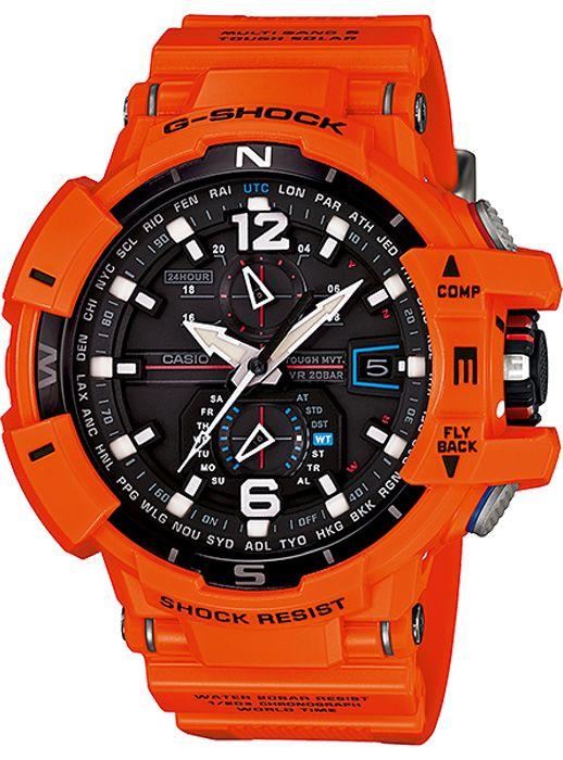Zegarek męski Casio GW-A1100-4A - sklep internetowy www.zegarek.net