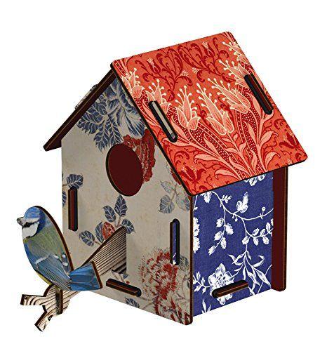 Miho - Décoration murale - Cabane à Oiseaux Countryside (petit modèle) miho http://www.amazon.it/dp/B00C68J7Z8/ref=cm_sw_r_pi_dp_6TEyub0DQZZ73