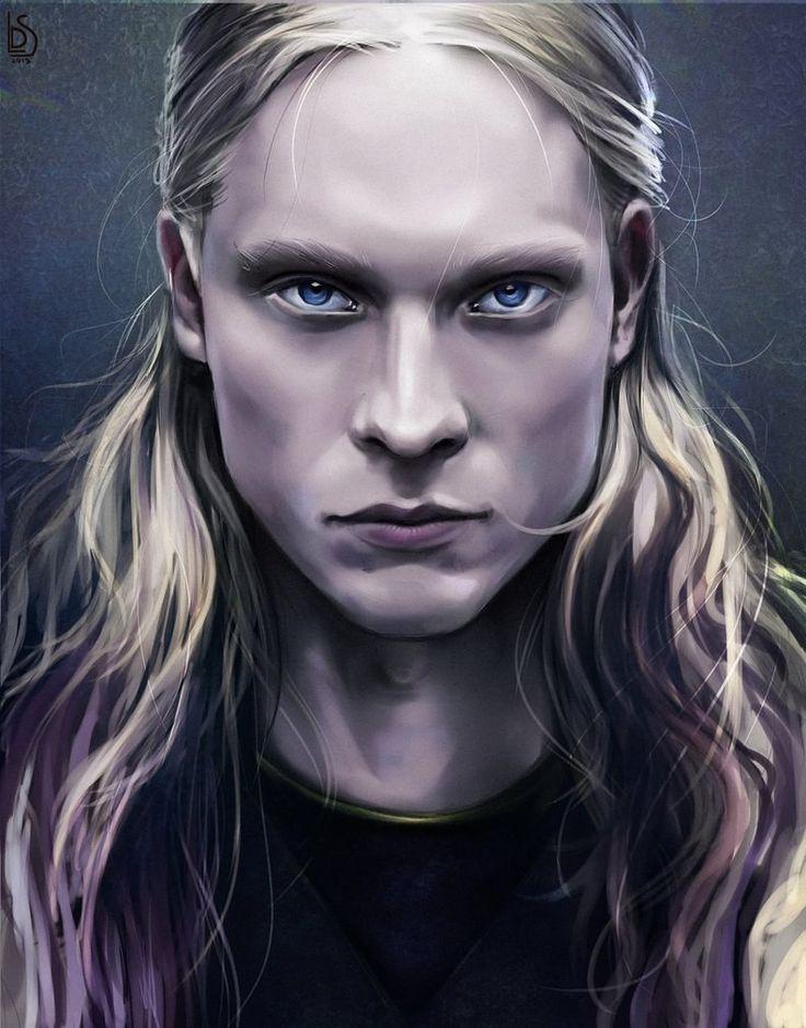 хуманизация, ноябрь, рок, длинные волосы, портрет, мужчина, парень, взгляд, блондин
