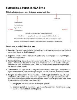 Ccot essay guidelines mla