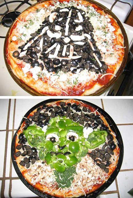 Padawan Pizzas