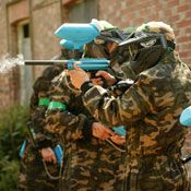 Half Day Paintballing in Bristol - A great stag do, stag weekend and stag party activity!