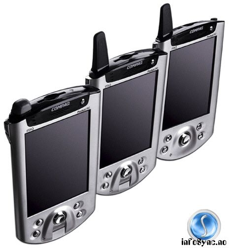 Who remembers the iPAQ 5000 Series? I owned one and I loved the polished metal case. | #SmartMobileGear