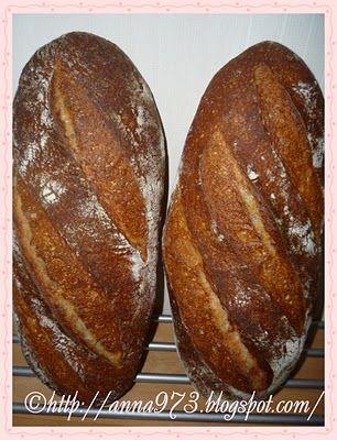 Выпечка хлеба и не только...: Хлеб гречневый - Buckwheat Batard